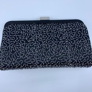 franchi Bags - Franchi evening clutch with small beads